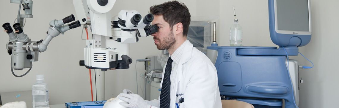 Support Ophthalmology Research