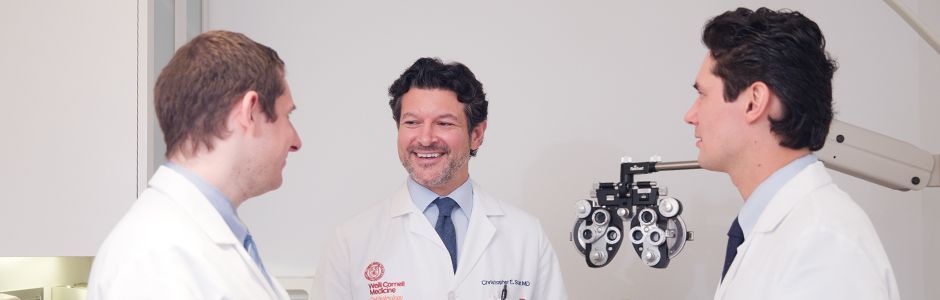 Weill Cornell Medicine Comprehensive Ophthalmology Services