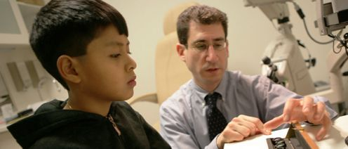 Weill Cornell Medicine Pediatric Ophthalmology